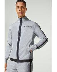 Bogner Jared Sweatshirt Jacket - Grey