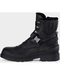 Bogner St. Moritz Boots With Spikes - Black