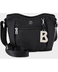 Bogner Verbier Aria Shoulder Bag - Black