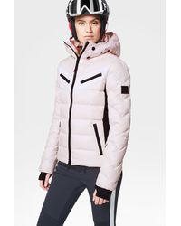 Bogner Farina Down Ski Jacket - Pink