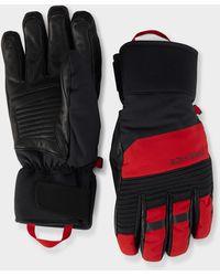 Bogner Fire + Ice Mago Gloves In Red/black