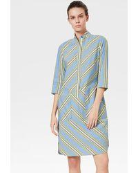 Bogner Suri Blouse Dress - Blue