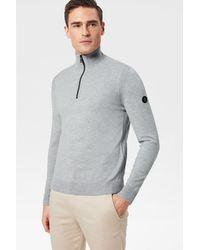 Bogner Noris Knit Pullover - Grey