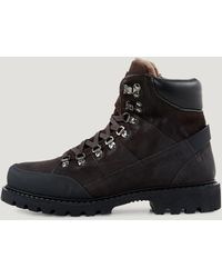 Bogner Helsinki Lace-up Boots With Spikes - Black