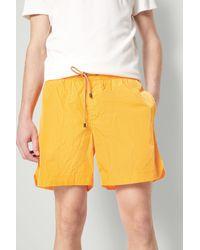 Bogner Ocean Swimming Shorts - Orange