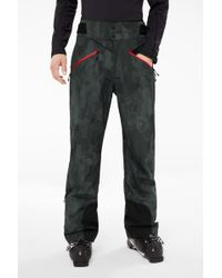 Bogner - Nathan Ski Trousers In Black/gray/camouflage - Lyst
