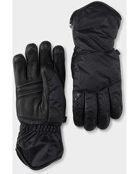 Bogner Baca Gloves In Black