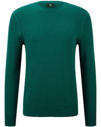 Bogner - Agon Knit Pullover In Green - Lyst