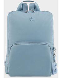 Bogner Verbier Maxi Backpack In Light Blue