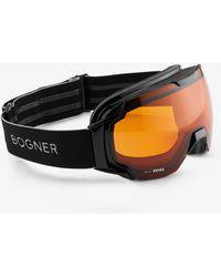 19444918ea6 Bogner Bamboo Ski Goggles in White for Men - Lyst