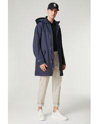 Bogner Timmy Coat - Blue