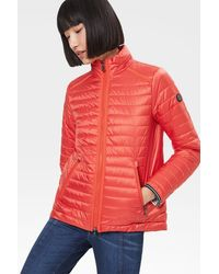 Bogner Josa Quilted Jacket - Red
