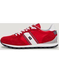 Bogner Sneaker Porto - Rot