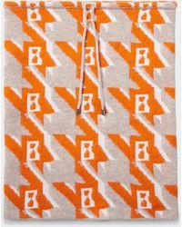 Bogner Palma Loop Scarf - Orange