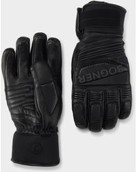 Bogner Silvio Gloves In Black