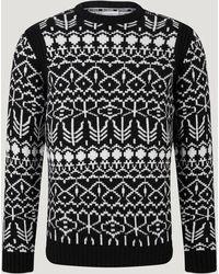 Bogner Balte Knitted Jumper - Black