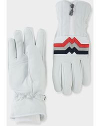 Bogner Zoe Gloves - White