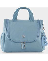 Bogner Kosmetik-Tasche Verbier Tilla - Blau