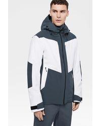Bogner - Hannes Ski Jacket In Anthracite/white - Lyst