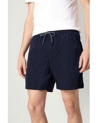 Bogner Ocean Swimming Shorts - Blue