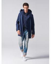Bogner - Short Coat Edward-t - Lyst