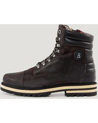 Bogner Courchevel Lace-up Boots - Black