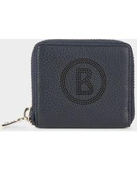 Bogner Portemonnaie Sulden Dama - Blau