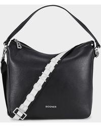 Bogner Andermatt Marie Hobo Bag - Black