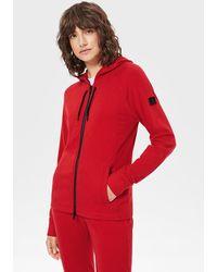 Bogner Dorea Sweatshirt Jacket - Red