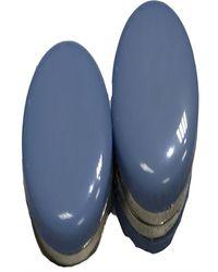 Bold Blue Scarf Magnet