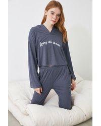 Bold Blue Pyjama Set