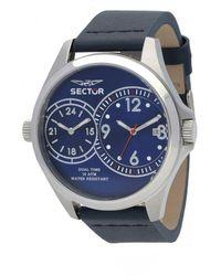 Sector Blue Chronograph Quartz Watch