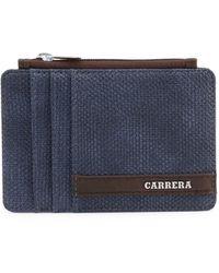 Carrera Jeans Derby Wallet - Blue