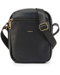 Carrera Jeans Black Underground Crossbody Bag