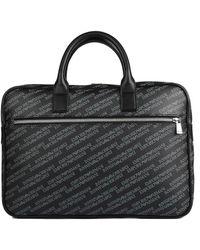 Emporio Armani Briefcase Black Y4p092 Ylo7e