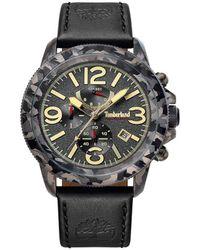 Timberland Watch Black 15474jsgy