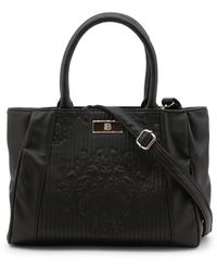 Laura Biagiotti Shoulder Bag - Black