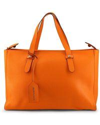 Borbonese Shoulder Bag - Orange