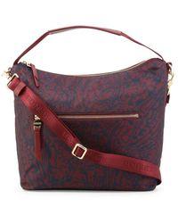 Borbonese Shoulder Bag - Red