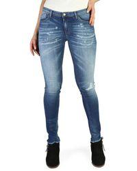 Emporio Armani Blue Denim Jeans