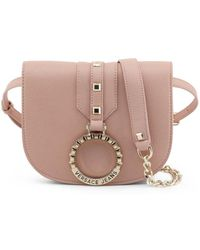 Versace Jeans Couture Crossbody Bag - Pink