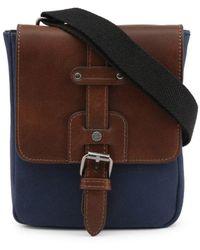 Carrera Jeans Crossbody Bag - Blue