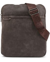 Carrera Jeans Crossbody Bag - Brown