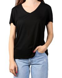 The Lady & The Sailor - Vintage V-neck Tee - Lyst