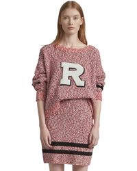 Rag & Bone | Halstead Knit Skirt | Lyst