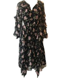 Ulla Johnson | Lorelei Floral Dress | Lyst