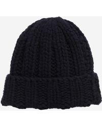 Bonobos - Hand Knit Ribbed Hat - Lyst