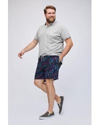 Bonobos Riviera Swim Trunks Extended Sizes - Blue