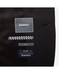 Bonobos - The Foundation Italian Wool Suit Jacket - Lyst
