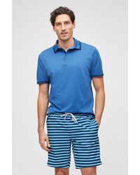 Bonobos Riviera Swim Trunks - Blue